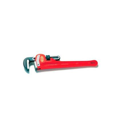 Llave para Tubo de 36 para Tubería 5 Pulgadas Color Rojo