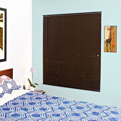 Persiana PVC 140x165 cm Chocolate