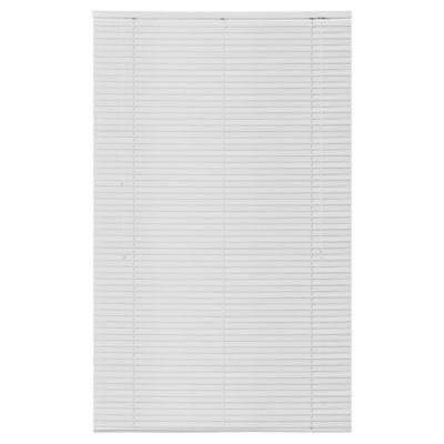 Persiana Aluminio 80x165 cm Blanca