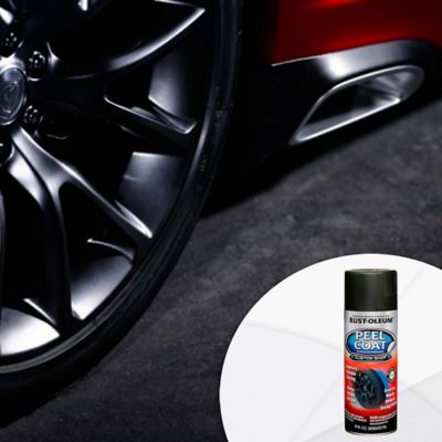 Aerosol Removible Auto Peel Coat Negro Mate 426ml