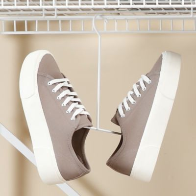 Escurridor de Zapatos Blanco
