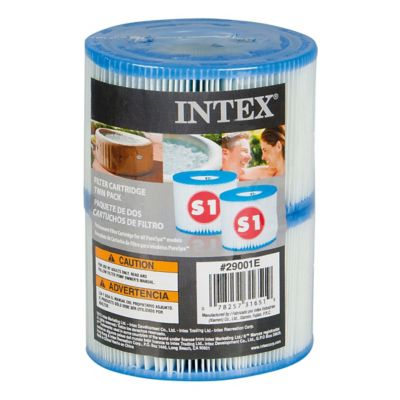 Filtro Para Jacuzzi Spa Inflable X 2 Unidades