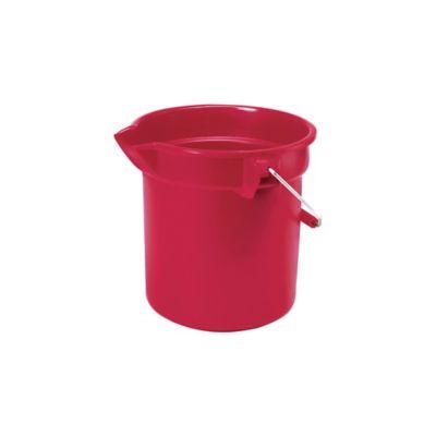 Balde 13 Litros Transporte de Agua Rojo