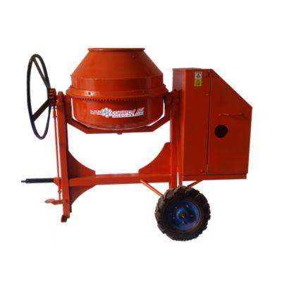 Mezcladora 1/2 Bulto (160L) Gasolina Komax 6.5HP