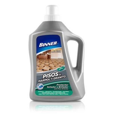 Protector Sellador Brillador Piedra, Mármol 1.000 ml