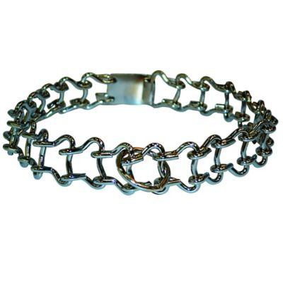 Collar metal italiano grande 53 cm