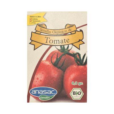 Semilla Orgánica Tomate 0.2 gr