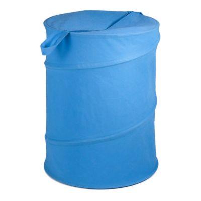 Canasta Para Ropa Sucia / Azul
