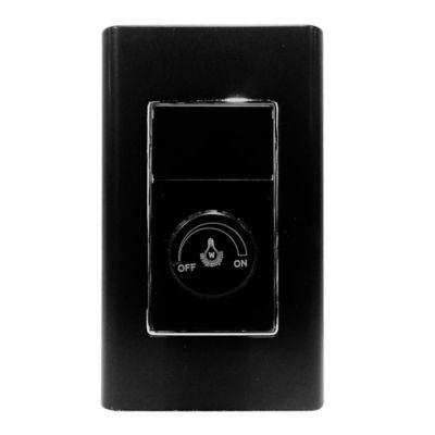 Dimmer Botón Giratorio 600W INCaNde Ornatto