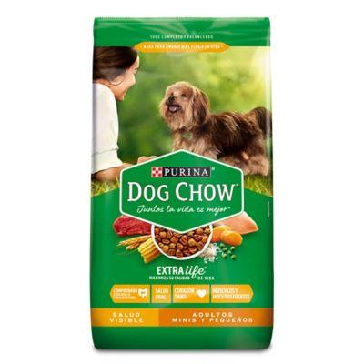 Dog Chow adultos razas pequeños x 2 kilos