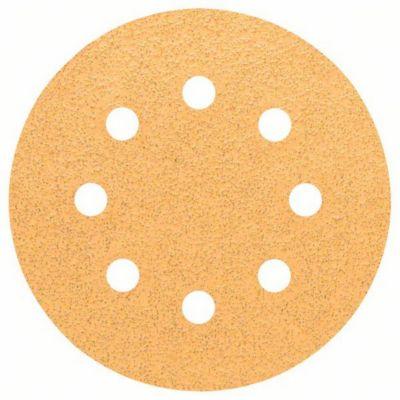 Set 5 Discos Velcro Gr80 5 pulgadas  2608605002