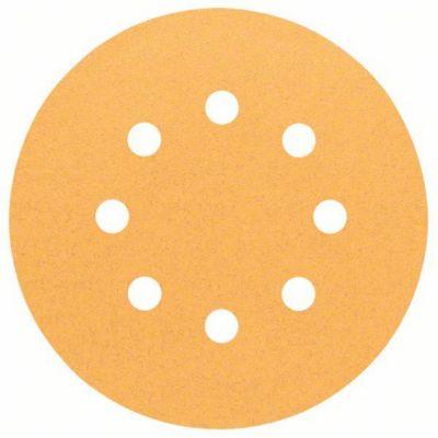 Set 5 Discos Velcro Gr120 5 pulgadas  2608605004