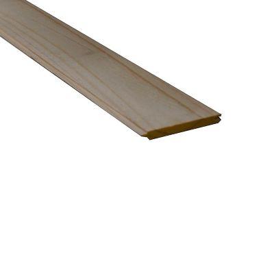 Media madera machihembrada 3m 5x8cm
