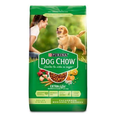 Dog Chow cachorros razas medianas y grandes x 8 kilos