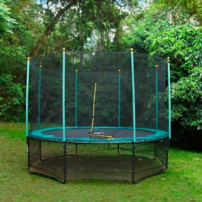 Trampolín Diámetro 3.6m con Protección