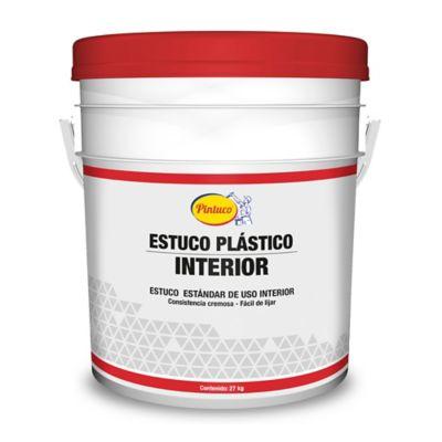 Estuco Plástico Interior Cuñete 27Kg