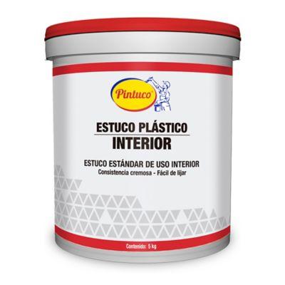 Estuco Plástico Interior 5 Kg
