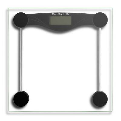 Bascula  Electronica Vidrio Alta Precision