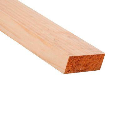 Pino 2x6 Pulg. 3.96 Mts. Cepillado 4.1x13.8 cm