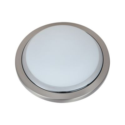 Plafón LED 20W Cromado