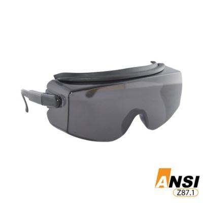 Gafa Seguridad Top Gun Optico Gris
