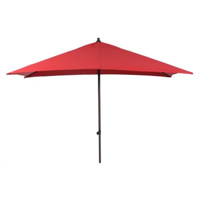 Parasol Rojo 280 x 180 x 270 cm