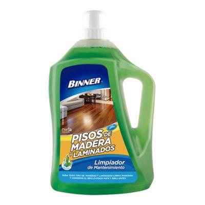 Limpiador Mantenimiento Pisos Madera Galón