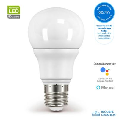 Bombillo Smart Lighting 9W Luz Fría