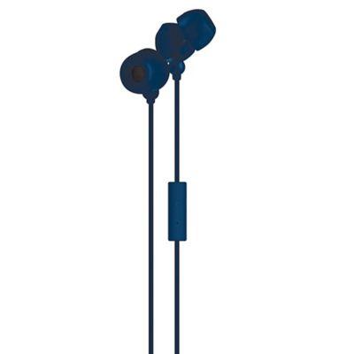 Audifono Plugz Mic Stereo Azul