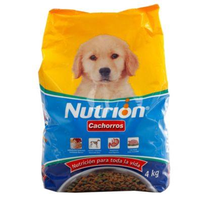 Cachorros x 4 kilos