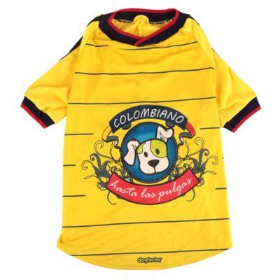 Camiseta Colombiano Hasta Las Pulgas M/L/Xl