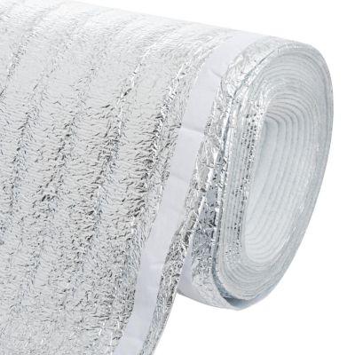 Base  aislante metalizada 2mm espesor 1.1 x 8.45 metros