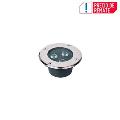 Bala de  piso LED  3W luz Fría