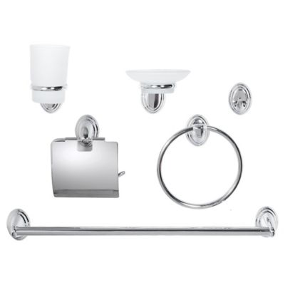 Kit de accesorios Turín 6 piezas