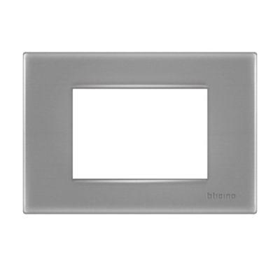 Placa aluminio natural Living Light