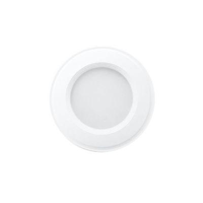 Bala de LED Integrado Luz Cálida 360 Lúmenes 3w Blanca
