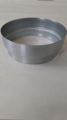 Reducción 5Pgx5.5Pg Lámina Galvanizada Cal 24