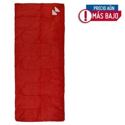 Saco de Dormir 180 x 75 cm Promo Rojo