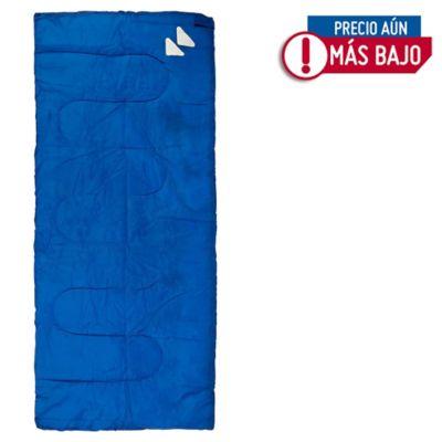 Saco de Dormir Azul Basic