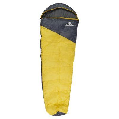 Saco de Dormir 230 x 80 cm Momia Amarillo