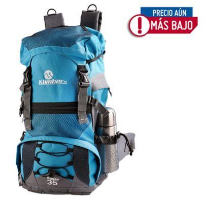 Morral Para Camping Rasac 35 Lt Azul