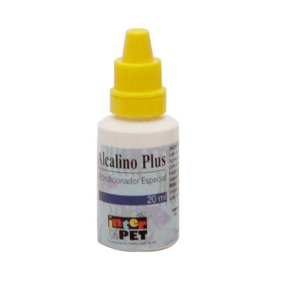 Alcalinazador alcalino plus 20 ml