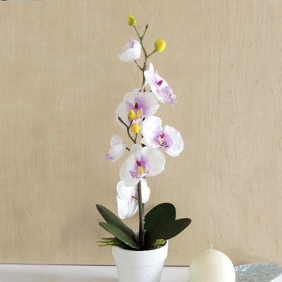 Planta Artificial Orquídea Matera 14X47 Centímetros