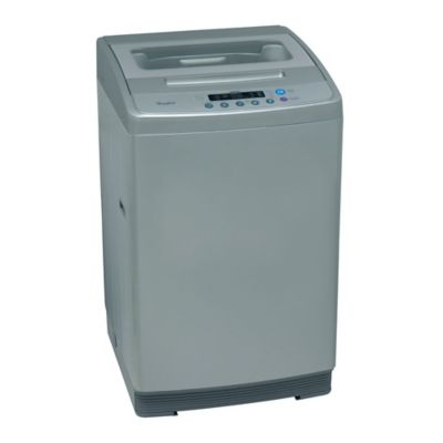 Lavadora Carga Superior Automática 10.1 Kg WWI10ASHLS Digital Impeller Gris