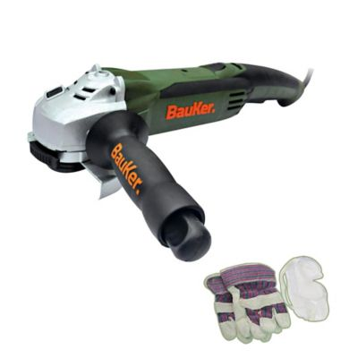 Kit Pulidora 4 1/2Pulgadas 1010W 11000Rpm + Guantes y Careta