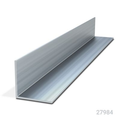 Ángulo crudo 3 metros 66 x 39 mm