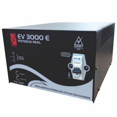 SP Regulador de Voltaje Elevador EV 3000E