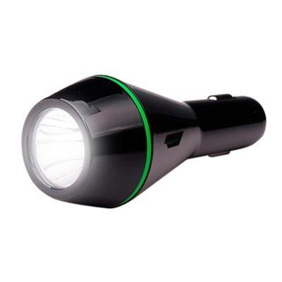 Linterna Carro Recargable 3 Modos Iluminac 25al Usb