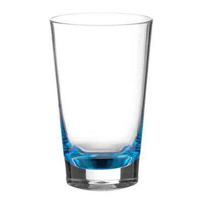 Vaso Fondo Color Azul de 532 cc
