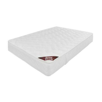 Colchon Semidoble Pillow Top 120x190 cm